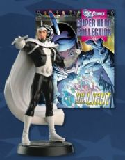 Eaglemoss DC Comics Super Hero Figurine Collection #044 Dr Light Doctor